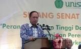 Menteri Ristek dan Dikti Mohammad Nasir
