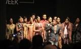 Merdi menampilkan koleksi AW 2019 di Tresemme Bangladesh Fashion Week 2019