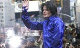 Michael Jackson dalam foto lama di tahun 2001.
