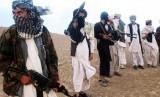 Milisi Taliban (ilustrasi)