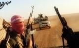 Militan ISIS di Suriah. (ilustrasi)
