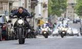 Salah satu adegan di film Mission Impossible