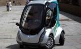 Mobil listrik Hiriko Fold EV