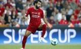 Striker Liverpool Mohamed Salah