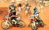 Motocross (ilustrasi).