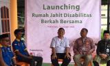 MTT Foundation dan Rumah Zakat launching Rumah Jahit Disabilitas.