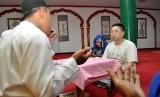 100 Orang Jadi Mualaf dalam Dua Tahun di Daerah Ini. Foto: mualaf (ilustrasi)