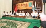 Muhaimin Iskandar dan pengurus PKB menggelar Haul KH Abdurrahman Wahid (Gus Dur).