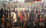 Muhammad Al Fatih membeaskan Konstantinopel.