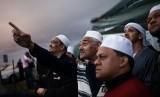 Muslim di Cape Town, Afrika Selatan.