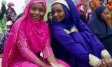Rencana Penerapan Syariah di Nigeria Tuai Kecaman. Foto ilustrasi Muslim di Nigeria.