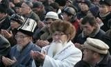 Muslim Kirgistan.