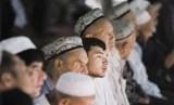 Muslim Uighur (ilustrasi)