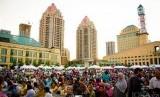 Muslimfest di Kanada dibanjiri ribuan umat muslim dan warga Kanada.