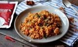 Nasi goreng masih menjadi makanan andalan dan favorit masyarakat Indonesia (Foto: nasi goreng)