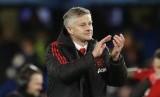 Manajer Manchester United (MU), Ole Gunnar Solskjaer, dianggap tak memainkan Anthony Martial dengan tepat (Foto: pelatih MU, Ole Gunna Solksjaer)