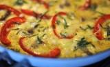 Resep Omelet Daging Paprika