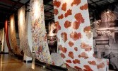 Pabrik tekstil di Indonesia (Ilustrasi)