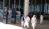 Afghanistan Teken MoU untuk Digitalisasi Proses Haji. Foto ilustrasi jamaah haji asal Afghanistan tiba di Bandara Amir Muhammad bin Abdulaziz Madinah.
