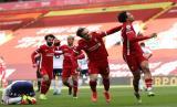Kalahkan Villa, Liverpool Kembali Bisa Menang di Kandang