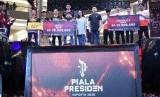 Sebanyak 19 atlet Indonesia akan bertarung dengan 39 atlet dari negara lain (Foto: piala presiden esports 2020))