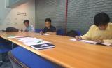 Para peserta seleksi pelatihan coding yang akan digelar Sinar Mas Land.