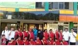 Para siswa PPLP Sumut dari cabang atletik. (ilustrasi)