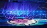 Parade atlet peserta Asian Games 2018 memasuki venue penutupan Asian Games, Ahad (2/9)