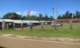 Pasar di Skouw.