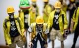Patung-Patung Figurin Pemrotes Hong Kong Menjadi Hits Besar