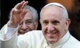 Paus Francis secara terbuka menyinggung solusi tak adil konflik Israel-Palestina yang digagas Presiden AS Donald Trump.
