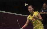 Pebulu tangkis tunggal putri Thailand Ratchanok Intanon