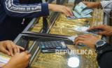Pedagang Emas Kebayoran Lama Sebut Omzet Anjlok 60 Persen