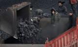 Pekerja tambang batubara di China.