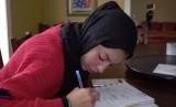 Pelajar dan muslimah di AS, Noor Alexandria Abukaram