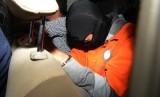 Pelaku pembunuhan diamankan polisi (ilustrasi).