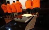 Ditangkap polisi (ilustrasi). Enam orang ditetapkan sebagai tersangka dalam kasus prostitusi anak di Penjaringan, Jakarta Utara.