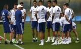 Mascherano Bantah Tim Argentina tak Percayai Lagi Sampaoli