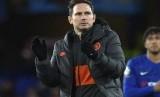 Pelatih Chelsea Frank Lampard.