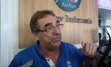 Pelatih Persib, Robert Rene Alberts.