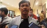 Direktur Teknik PSSI Indra Sjafri.