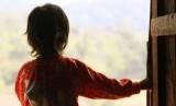 Pelecehan seksual anak.