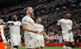 Ruud Gullit Sebut Milan Beruntung Bobol Gawang Liverpool
