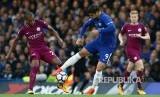 Pemain Chelsea Chelsea Alvaro Morata