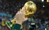 Trofi Piala Dunia. (ilustrasi)