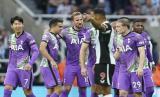 Drama Babak Pertama, Spurs Unggul 3-1 atas Newcastle