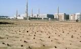 (Ilustrasi) Pemakaman Baqi diperuntukan bagi jamaah haji yang wafat di Madinah, Arab Saudi.