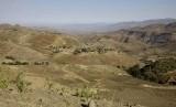 Arkeolog Ungkap Muslim Awal di Afrika Terapkan Diet Halal. Pemandangan di wilayah bagian utara Ethiopia. (Ilustrasi)