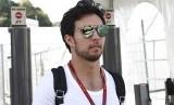 Pembalap Formula One asal Meksiko, Sergio Perez.