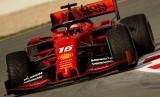 Pembalap Formula Satu (F1) Charles Leclerc.